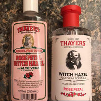 Thayers Alcohol-Free Rose Petal Witch Hazel Toner uploaded by Katy F.