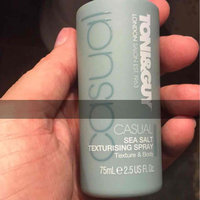 Toni&Guy Casual Sea Salt Texturising Spray uploaded by Dawn S.