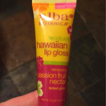 Alba Botanica Hawaiian Clear Lip Gloss - Coconut Cream uploaded by Dawn S.