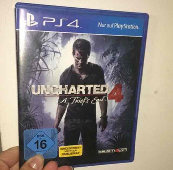 Uncharted 4: A Thief's End (PlayStation 4) uploaded by Nadja N.
