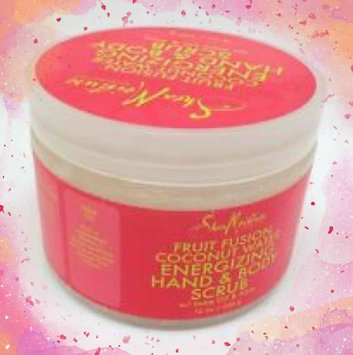 SheaMoisture Fruit Fusion Coconut Water Energizing Hand & Body Scrub uploaded by Kaitlyn M.