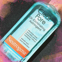 Neutrogena Clear Pore Oil-Controlling Astringent uploaded by Kaitlyn M.