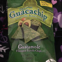 El Sabroso Guacachip, Guacamole Flavored Tortilla Chips, 12-Ounce Packages (Pack of 12) uploaded by Kimberly B.