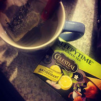 Celestial Seasonings® Sleepytime® Decaf Tea Lemon Jasmine uploaded by Kaila S.