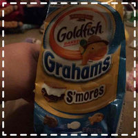 Pepperidge Farm Goldfish S'mores Adventures Baked Graham Snacks uploaded by Jena K.