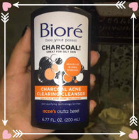Biore® Charcoal Acne Clearing Cleanser uploaded by Gloria O.
