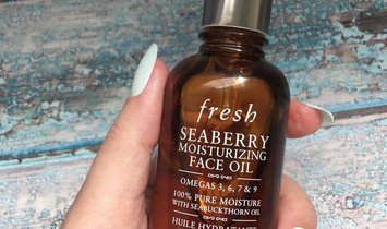 Photo of fresh Seaberry Moisturizing Face Oil uploaded by My Beautiful Flaws ..