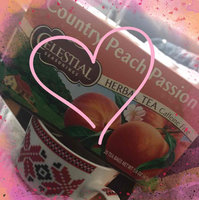 Celestial Seasonings Country Peach Passion Caffeine Free Herbal Tea - 20 CT uploaded by Maria M.