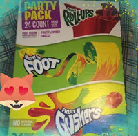 Betty Crocker® Fruit Roll-Ups®/Fruit By The Foot®/Fruit Gushers® Variety Pack Fruit Fusion Flavors uploaded by Chrystal G.