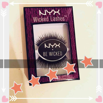 NYX Cosmetics Wicked Lashes Frisky uploaded by charlie h.