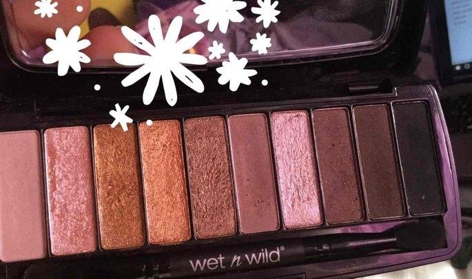 Wet n Wild Studio Eyeshadow Palette uploaded by Roxanne S.