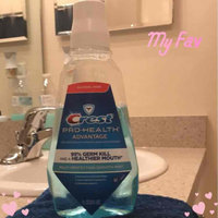 Crest Pro-Health Multi-Protection Refreshing Clean Mint Flavor Mouthwash 1 L uploaded by Fatima C.