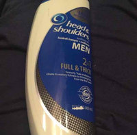 Head & Shoulders Men 2-in-1 Dandruff Shampoo + Conditioner Full & Thick uploaded by Britt D.