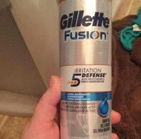Gillette Fusion Proglide Irritation Defense Shave Gel uploaded by Britt D.