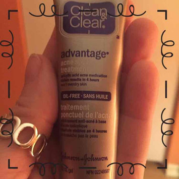 Photo of Clean & Clear® Advantage® Mark Treatment uploaded by Amanda S.