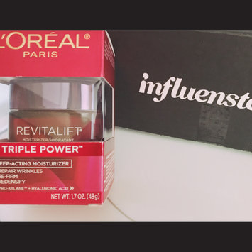L'Oréal Paris RevitaLift® Triple Power Deep Acting Moisturizer uploaded by Jessica d.
