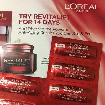 L'Oréal Paris RevitaLift® Triple Power Deep Acting Moisturizer uploaded by Krista L.