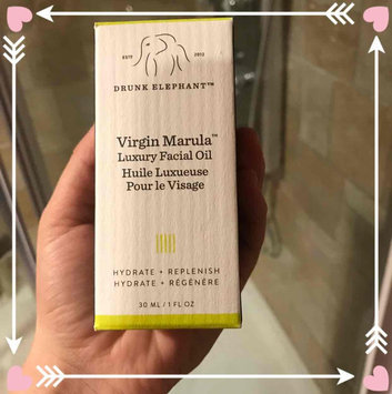 Drunk Elephant Virgin Marula Luxury Facial Oil uploaded by Sofiya C.