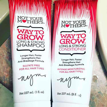 Photo of Not Your Mother's® Way To Grow Long & Strong Shampoo uploaded by Mariah H.