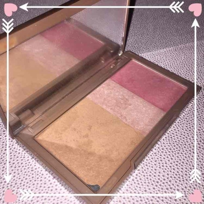 Urban Decay Naked Flushed uploaded by Jacquelyn B.