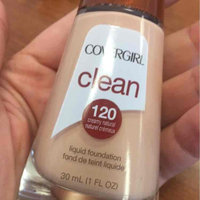 COVERGIRL Clean Normal Liquid Makeup uploaded by Stephanie K.