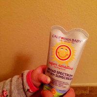 California Baby Super Sensitive Sunscreen Lotion SPF 30 - 2.9 oz uploaded by Blair C.
