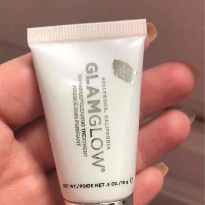 GLAMGLOW SUPERMUD® CLEARING TREATMENT uploaded by Angie T.