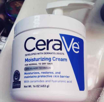Photo of CeraVe Moisturizing Cream uploaded by Mimi L.