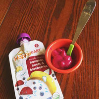 Happy Baby Baby Food, Stage 2, Bananas, Beets & Blueberry OG2 3.5 oz. (Pack of 16) uploaded by Blair C.