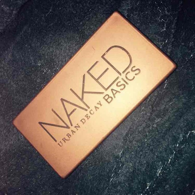 Urban Decay Naked Basics Palette uploaded by Daniela V.