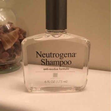 Neutrogena Anti-Residue Shampoo uploaded by Maida T.