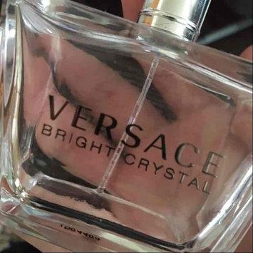 Versace Bright Crystal Eau de Toilette Spray uploaded by Aysha B.