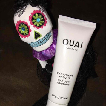 Photo of OUAI Treatment Masque uploaded by Mikail A.