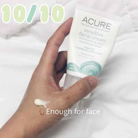 Acure Organics - Sensitive Facial Cream Argan Oil + Probiotic Unscented - 1.75 oz. uploaded by Nhat H.