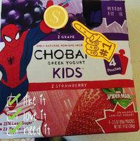 Chobani KIDS® Strawberry Low-Fat Yogurt Tubes uploaded by Shannon J.