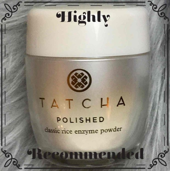 Tatcha Polished Classic Rice Enzyme Powder uploaded by Ashley J.