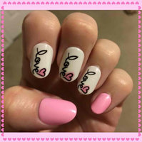 Impress Gel Manicure Oval Edition - Shocking uploaded by Dawn F.