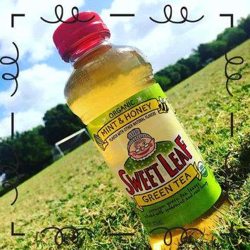 Sweet Leaf® Mint & Honey Green Tea 16 fl. oz. Bottle uploaded by Meredith H.