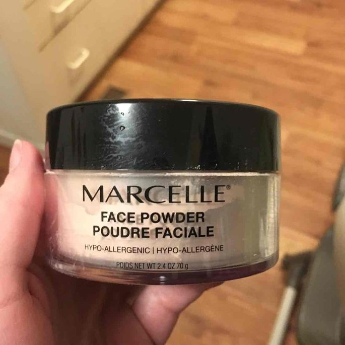 Marcelle Face Powder uploaded by Erin P.