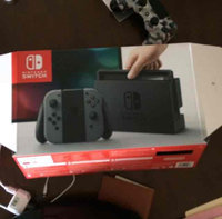 Nintendo Of America - Switch 32GB Console - Gray Joy-con uploaded by Mandy M.