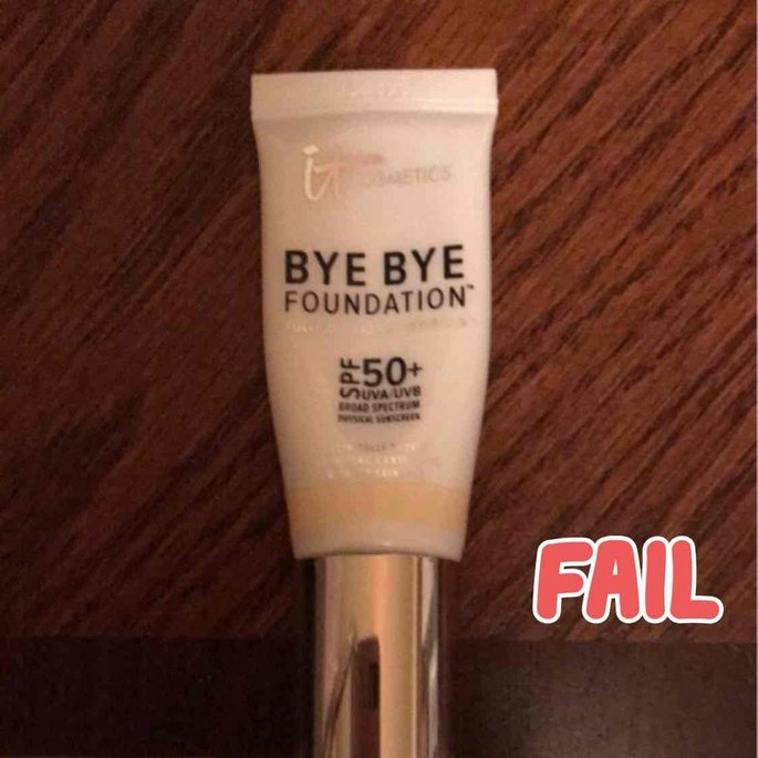 Bye Bye Foundation™ Full Coverage Moisturizer™ uploaded by Rebecca D.
