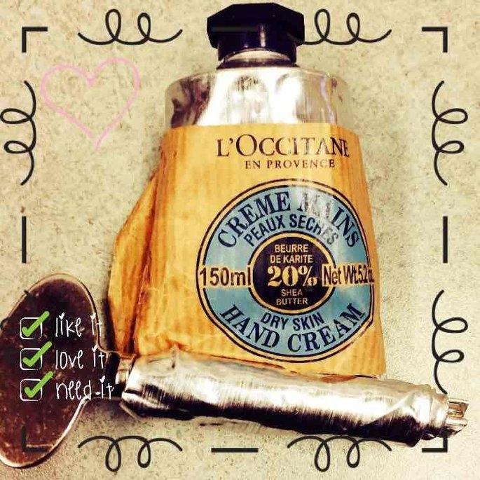 L'Occitane Shea Butter Hand Cream uploaded by Amanda S.