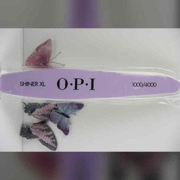 Photo of Opi Shiner XL Buffer Nail File uploaded by Nichole S.