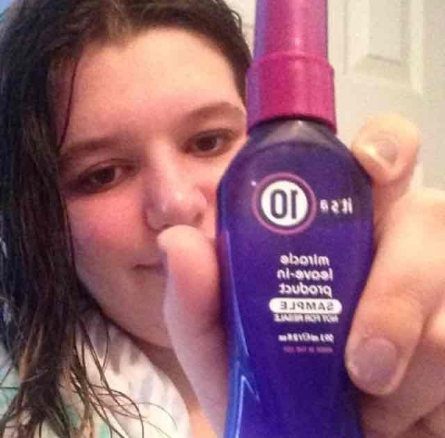 It's a 10 Miracle Leave In Conditioner uploaded by Taylor M.