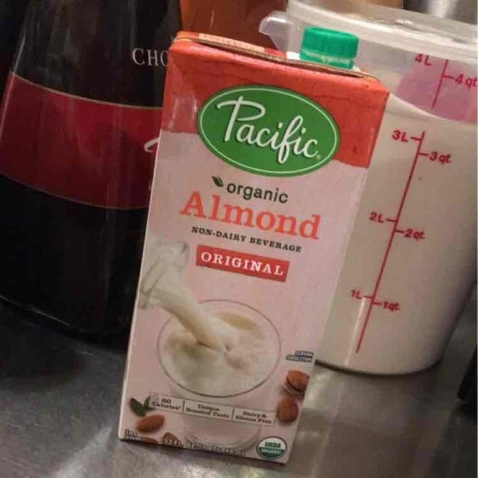 Pacific Natural Foods Original Almond Non-Dairy Beverage uploaded by Shae A.