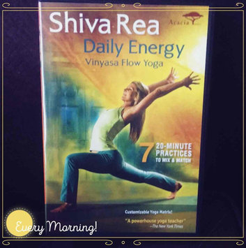 Photo of Acacia Shiva Rea: Daily Energy Vinyasa Flow DVD uploaded by Dominique N.