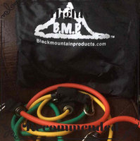 Black Mountain Products Five Resistance Bands Set uploaded by Dominique N.