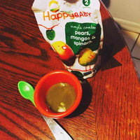 Happy Baby Happybaby Organic Baby Food Stage 2 Spinach Mango & Pear 3.5 oz uploaded by Blair C.