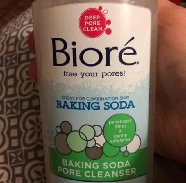 Bioré® Baking Soda Pore Cleanser uploaded by Amanda S.