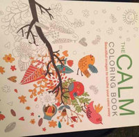 The Calm Coloring Book uploaded by Amanda O.